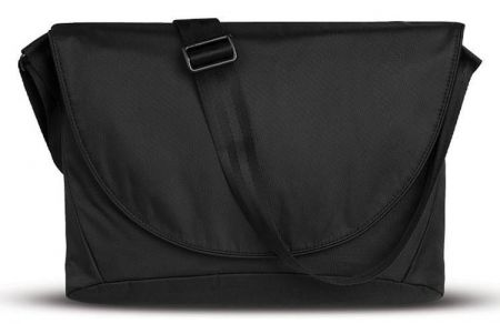 "be.ez LA garde robe Black Addict - Torba Macbook 13""/notebook 13"" (czarny/różowy)"