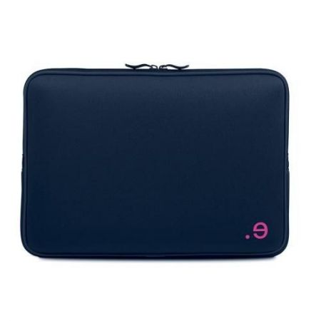 "be.ez LA robe Chic Marine - Pokrowiec MacBook Air 13"" / MacBook Pro 13"" / MacBook Pro 13"" Retina (granatowy/różowy)"