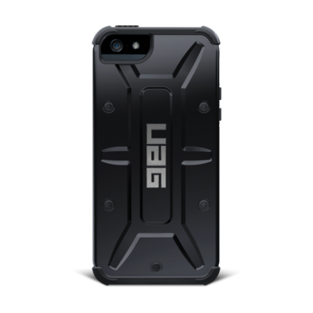 iPhone 5/5S Etui Urban Armor Gear Scout Czarne