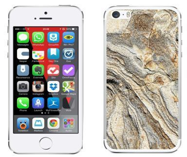 Apple iPhone 5 / 5S / SE - etui na telefon - Kolekcja marmur - marble exclusive - H25