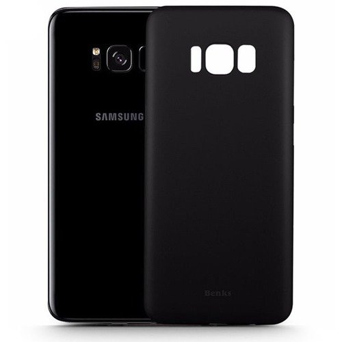 Benks Magic Lollipop Black | Obudowa ochronna dla Samsung Galaxy S8 Plus
