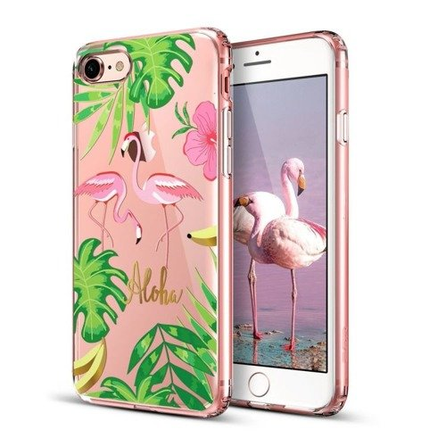 ESR Art Case Flamingo Apple iPhone 7 / 8