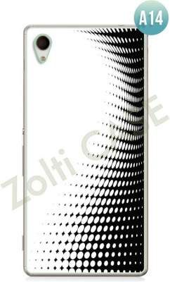 Etui Zolti Ultra Slim Case - Sony Xperia M4 Aqua - Abstract - Wzór A14
