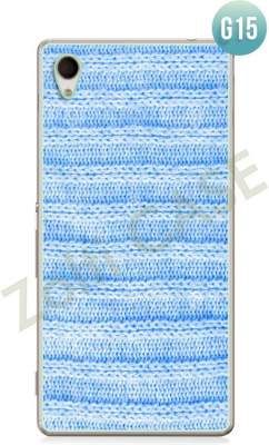 Etui Zolti Ultra Slim Case - Sony Xperia M4 Aqua - Girls Stuff - Wzór G15