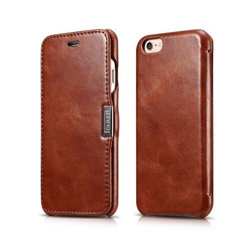 Etui iCarer Side Open Vintage Brown | Apple iPhone 6 / 6S