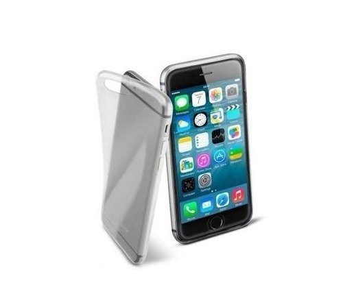 Etui obudowa Cellular Line FINE do iPhone 6/6S, transparentne