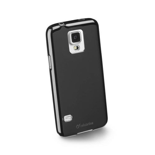 Etui obudowa Cellular Line SCHOCKING do Samsung Galaxy S5 Mini, czarne