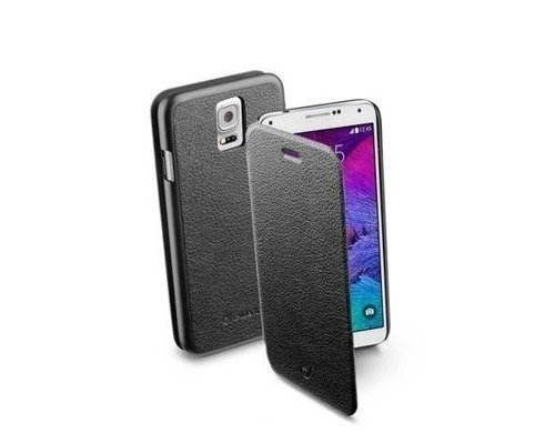 Etui z klapką Cellular Line BOOK ESSENTIAL do Samsung Galaxy Note 4, czarne