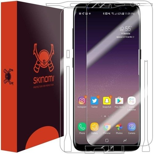 Folia ochronna Skinomi FullBody - Samsung Galaxy S8 - made in USA