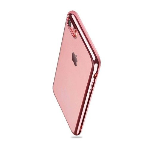 Obudowa Benks Glitz Rose Gold | Apple iPhone 7
