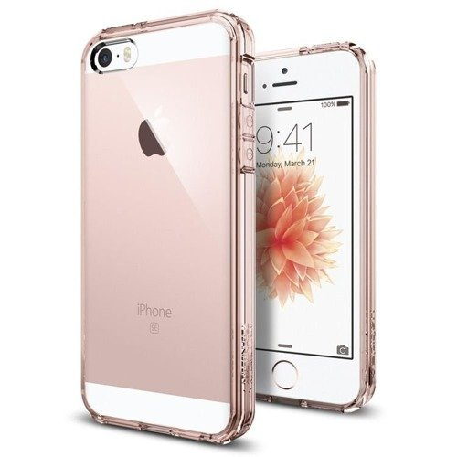 Obudowa Spigen SGP Ultra Hybrid Rose Crystal dla Apple iPhone 5 / 5S / SE