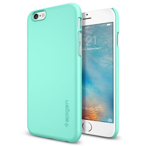 Obudowa Spigen Thin Fit Apple iPhone 6 iPhone 6S Mint