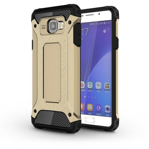 Obudowa TECH-PROTECT Future Armor Gold | Samsung Galaxy A3 2016