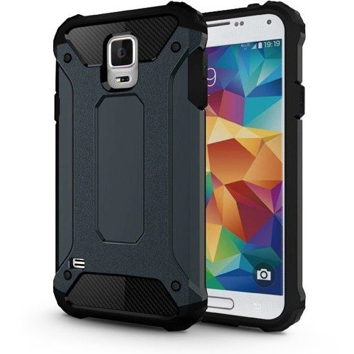 Obudowa TECH-PROTECT Future Armor Metal Slate | Samsung Galaxy S5