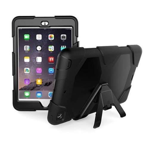 Obudowa TECH-PROTECT Survive Black | Apple iPad Mini 1 / 2 / 3
