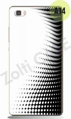 Obudowa Zolti Metal Bumper Case - Huawei P8 Lite - Abstract - Wzór A14
