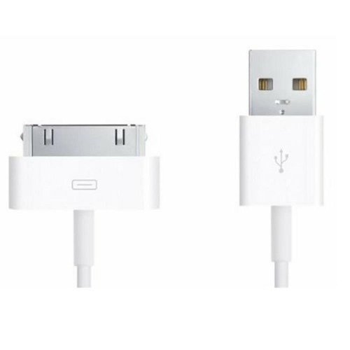 Oryginalny kabel Apple MA591G Dock Connector to USB Datacable (96,5cm) - iPhone 3GS, 4, 4S, iPod 3G, 4G
