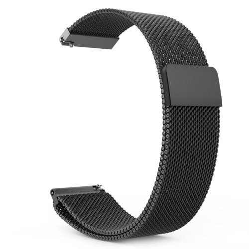 Pasek Tech-Protect MilaneseBand Black do Samsung Gear S3