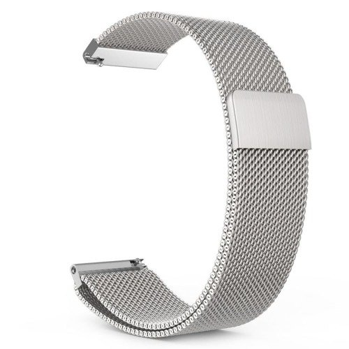Pasek Tech-Protect MilaneseBand Silver do Samsung Gear S3