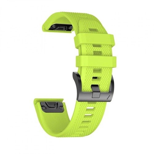 Pasek Tech-Protect Smooth Green do Garmin Fenix 5 (22mm)