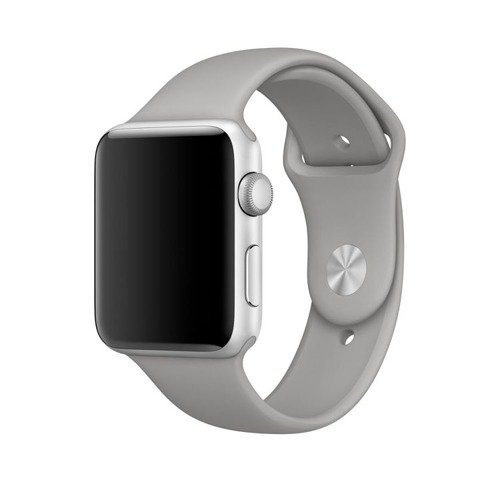 Pasek Tech-Protect Smoothband Fog do Apple Watch 1 / 2 / 3 (38mm)