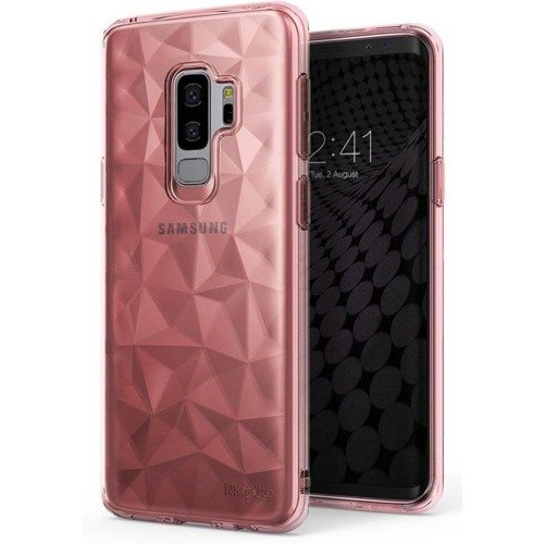 Rearth Ringke Prism Air Rose Gold | Obudowa ochronna dla Samsung Galaxy S9 Plus