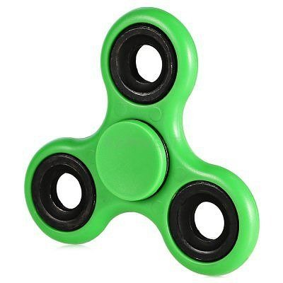 Small  Hand Fidget Spinner Zielony - 19
