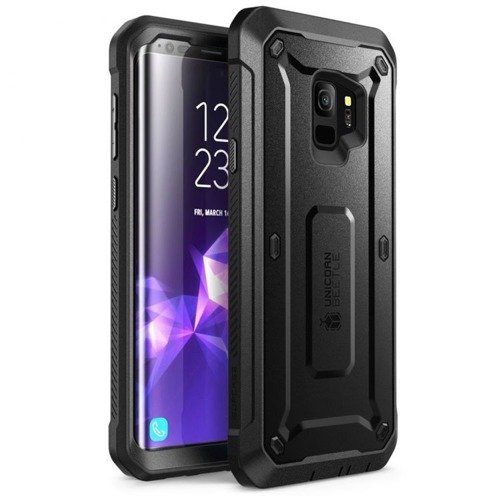 Supcase Unicorn Beetle Pro Black Galaxy S9