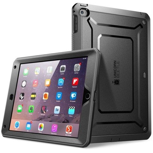 Supcase Unicorn Beetle Pro Black | Obudowa dla Apple iPad Air 2