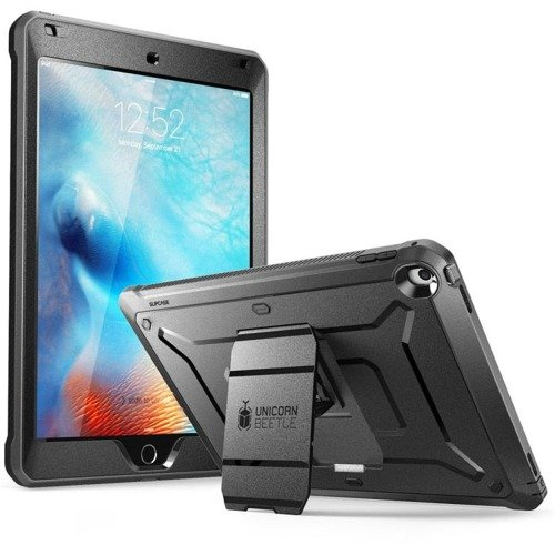 Supcase Unicorn Beetle Pro Black | Obudowa dla modelu Apple iPad 9.7 2017