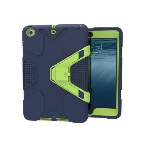 TECH-PROTECT Geometric Navy | Obudowa Apple Mini 1 / 2 / 3