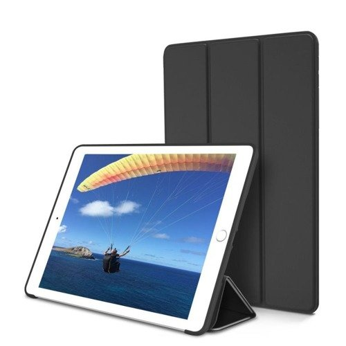 TECH-PROTECT SmartCase Black | Obudowa Apple iPad 2 / 3 / 4