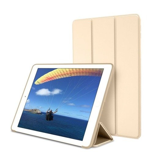 TECH-PROTECT SmartCase Champagne Gold | Obudowa Apple iPad 2 / 3 / 4