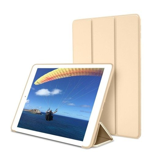 TECH-PROTECT SmartCase Gold | Obudowa Apple iPad Mini 1 / 2 / 3