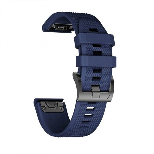 Tech-Protect Smooth Navy Blue Garmin Fenix 3/5X/3HR