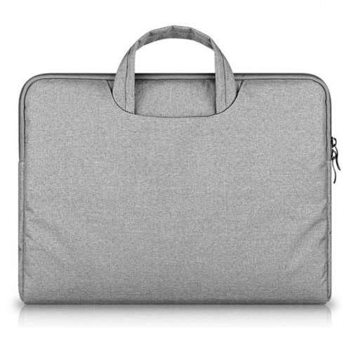 Torba TECH-PROTECT Briefcase Macbook PRO 15.6 Jasnoszary