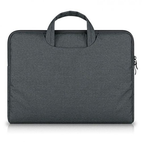Torba TECH-PROTECT Briefcase Macbook PRO 15.6 Szary