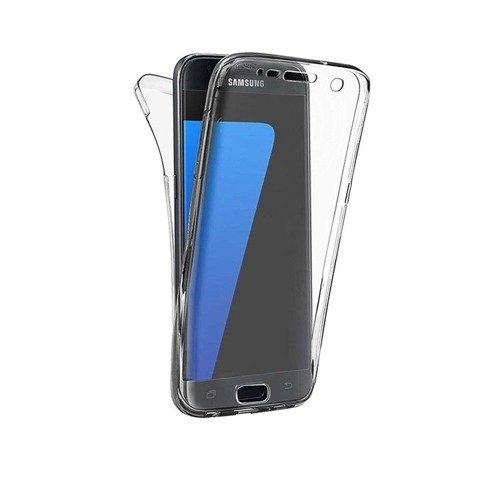 Ultra Slim 360°   Samsung Galaxy A3 2017   Super cienkie etui przezroczyste  na przód 0acfe6dd69c9