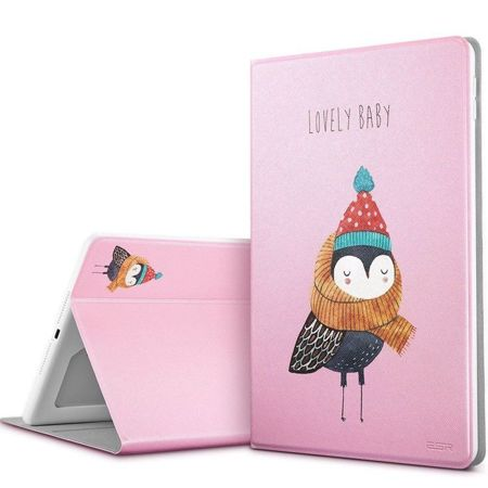 ESR Illusdesign Lovley Owl Apple ipad  9.7 2017 / 2018