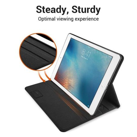 ESR Intelligent Black Apple ipad 2017/18