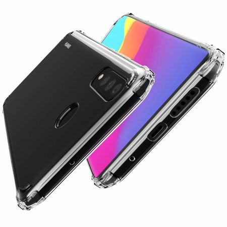 ETUI DO HUAWEI P30 LITE | SHOCK CASE TPU + SZKŁO