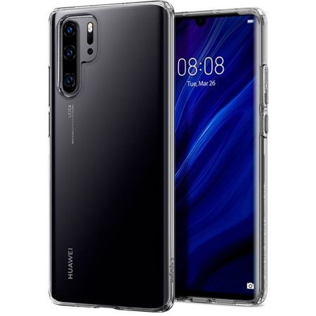 ETUI do HUAWEI P30 - SPIGEN LIQUID CRYSTAL CLEAR