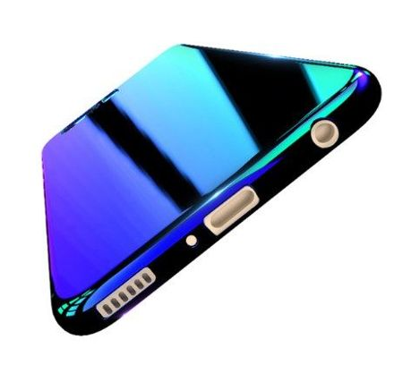 Etui Aurora Case Blue - Huawei P Smart