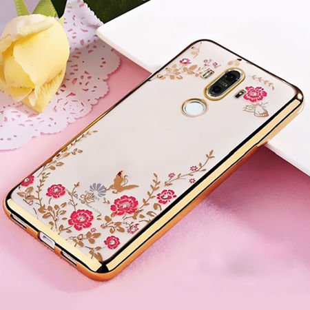 Etui Bloomy Case Huawei Mate 10 Lite Gold