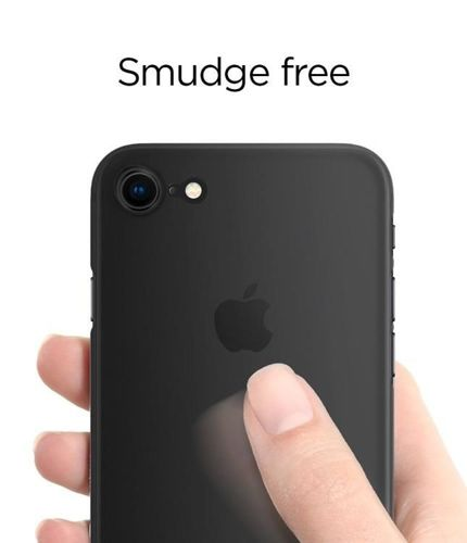 Etui Spigen Air Skin Black na Apple iPhone 7 / 8