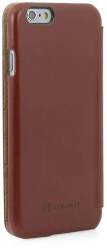 Etui Stilgut Book Apple iPhone 6 / 6S Koniakowe