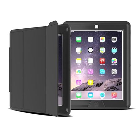 Etui Tech-Protect Defender Black do Apple iPad 2/3/4