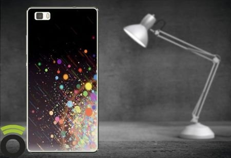 Etui Zolti UItra Slim Case - Huawei P8 Lite - Abstract - Wzór A2