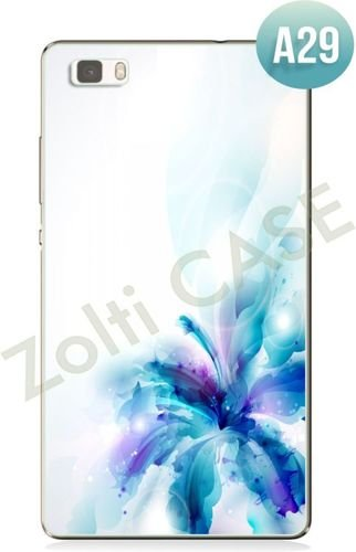 Etui Zolti UItra Slim Case - Huawei P8 Lite - Abstract - Wzór A29