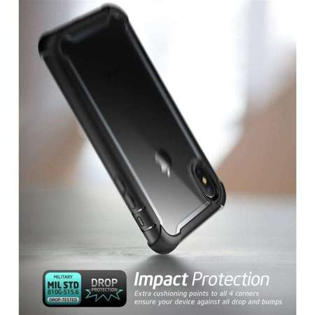 Etui do iPhone X/XS | SUPCASE IBLSN ARES BLACK